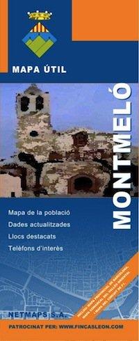 Mapa Montelo
