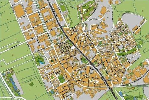 mapa Sant Feliu Llobregat