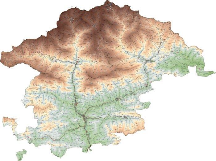 mapa ripolles